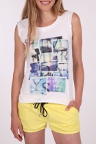 Summer Days Muscle Tank
