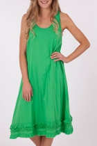 Fluro Sleeveless Dress
