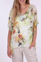 Relaxed Printed Kaftan