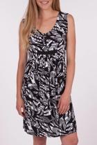 Ping Pong Jersey S/L Dress