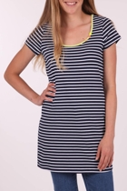 Polly Stripe S/Slv Dress