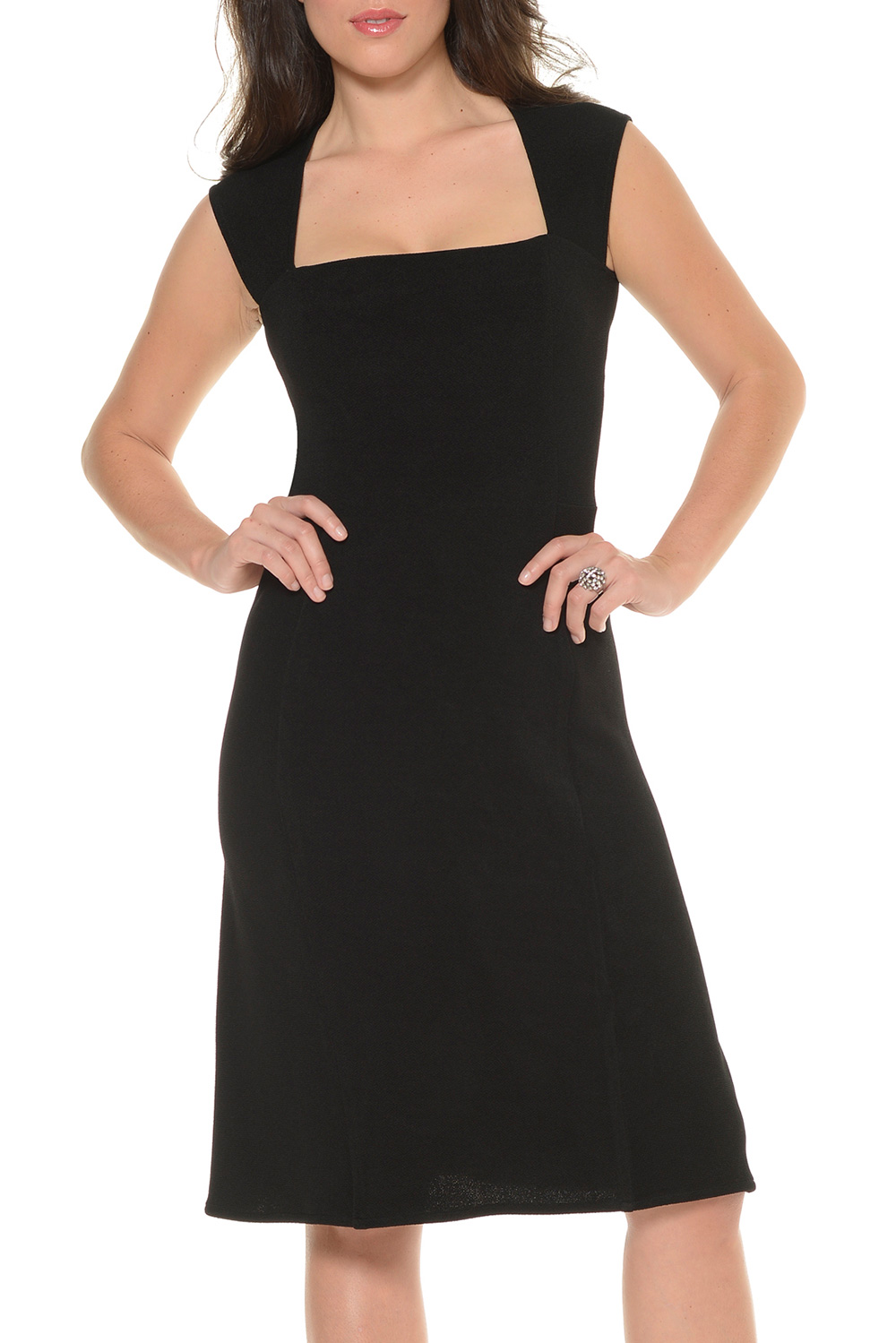 Sacha Drake Olivia Cap Sleeve Dress
