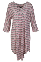Malin Cotton Kaftan Dress