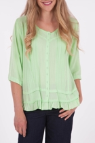 Tantasia Pintuck Blouse