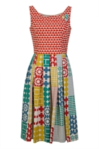 Fairground Attraction Dress