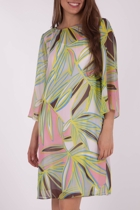 Naomi Oasis Shift Dress
