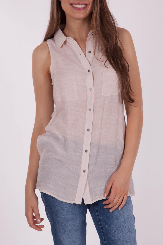 Living Doll Classic Sleeveless Shirt