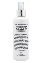 Body & Bath Oil Sweet Lime & Mandarin