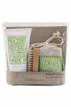 Foot Pack Peppermint Tea Tree & Lavender