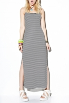 Mink Pink Put Em Up Maxi Dress