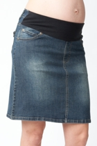 Ripe Maternity Janey Denim Skirt