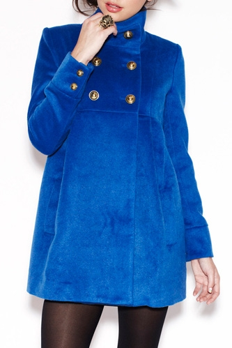 Charlotte coat brand image