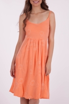 Metalicus Maldives Slip Dress