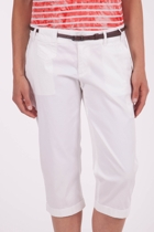 NY Stretch 3/4 Pant W Belt