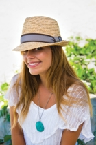 Ladies Fedora Drifter Hat