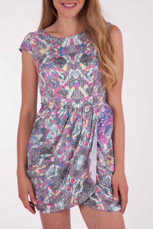 Blue Juice Kaleidoscope Dress