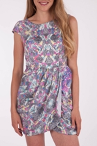 Blue Juice Kaleidoscope Dress