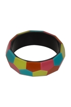 Tropicalia Honeycomb Bangle