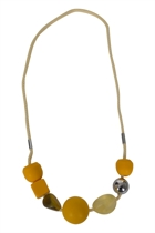Tropicalia Long Mela Necklace