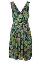 Patsy 50's Floral Dress