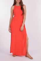 Lady Danger Maxi Dress