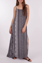 Midnight Lake Maxi Dress