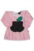 Apple Craft Smock & Chalk Set