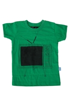 TV Art Tee & Chalk Set
