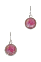 Peony Drop Earrings
