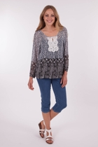 Holy Doily Lace Insert Top