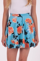 Kiss Kiss Bang Bang Skirt