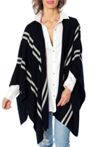 Ollie & Max Cotton Knit Wrap