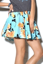 Mink Pink Kiss Kiss Bang Bang Skirt