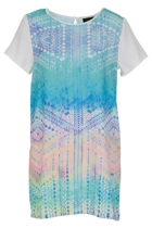 Living The Lie Tee Dress