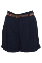 Soft Tencel Shorts