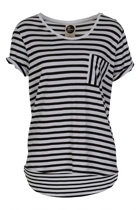 Spencer Stripe Tee