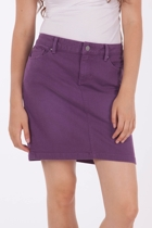 Toledo Denim Stretch Skirt