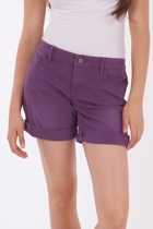 Toledo Denim Stretch Boy Short