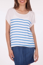 Tricky Business Stripe Top