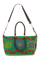 Aari Embellished Travel Bag