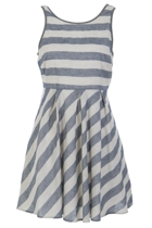 Amelia Stripe Dress