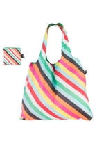 Stripe Pop Shopping Bag