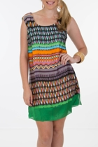 Tribal Print Tunic