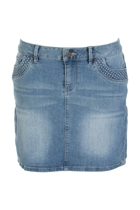 Houston Denim Skirt