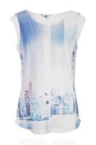 City Scape Top