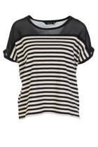 Jocelyn Stripe Top