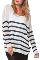 Sass Lucille Nautical Knit