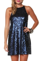 Bewitched Sequin Dress
