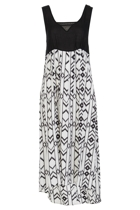Ally Tribal Stripe Dress