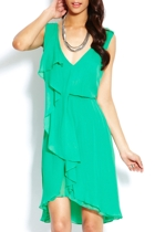 Wish Lustrous Dress